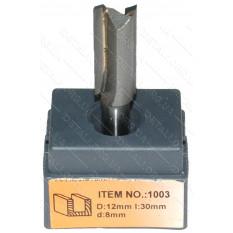 Фреза Globus Item 1003 D12mm L30mm d8mm