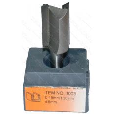 Фреза Globus Item 1003 D18mm L30mm d8mm
