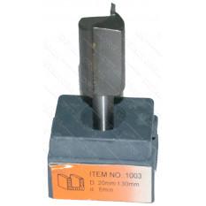 Фреза Globus Item 1003 D20mm L30mm d8mm