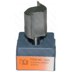 Фреза Globus Item 1003 D25mm L30mm d8mm