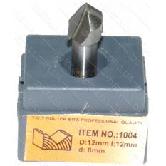 Фреза Globus Item 1004 D12mm l12mm d8mm