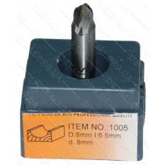 Фреза Globus Item 1005 D8mm L6.5mm d8mm