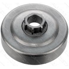 Чашка сцепления бензопилы Husqvarna 137/142  под венец D14*64*67*16 аналог 5300481-32