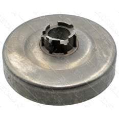 чашка сцепления бензопилы Husqvarna 268 под венец D16*79*83*18 аналог 5018315-04