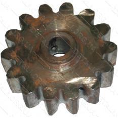 Шестерня бетономешалки (15*78 h29, 14 зубов)