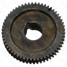 Шестерня дисковой пилы d14*48.5 h9 56 зубов лево