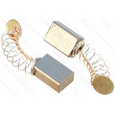 Щетки 5х8x12 средний пятак 7,5mm
