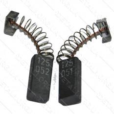 Щетки 5х8х18 sparky BPR оригинал 125051 + 125052
