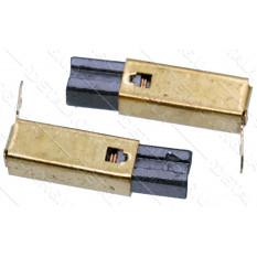 Щетки 6х6 с держателем шлифмашины CROWN СТ13394 (пара)