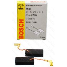 Щетки Bosch 350 6,3х11х25 провод угловая клемма