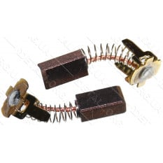 щетки Hitachi 5х6х11,5 пружина меднографитовые оригинал 999-054