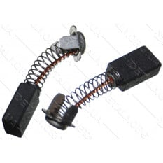 щетки Hitachi 7х11х17 пружина оригинал 999-073