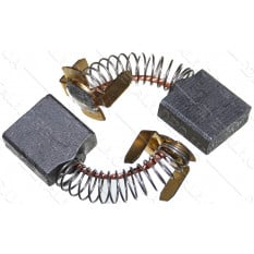 щетки Hitachi 7х17х17 пружина оригинал 999-044