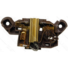 щеткодержатели в сборе перфоратора Bosch GBH 4 DFE оригинал 1617000357
