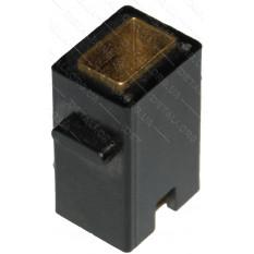 Щеткодержатель 6х10 пластик H 25mm
