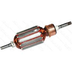 якорь электротриммер Craft-Tec 1750,  Элпром 1500, Tekhmann BCE-2013 ( 182*46 шпонка 8мм)