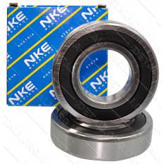 Подшипник NKE 6200 -2RS2 (10*30*9) резина
