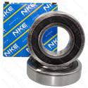 Подшипник NKE 6203 -2RS2 (17*40*12) резина