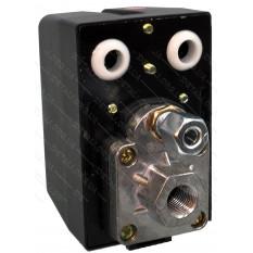Автоматика компрессора 220В 1 выход круглый тумблер
