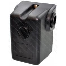 Автоматика компрессора 220В 1 выход круглый тумблер PRO max 250V