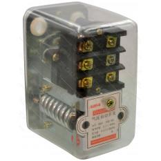 Автоматика компрессора 380В 1 выход прозрачный корпус, накидная гайка м3/8