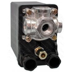 Автоматика компрессора 380В 4 выхода PRO
