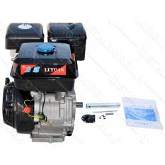 Двигатель бензиновый мотоблока 188F (13 HP) вал 6 шлицов d25