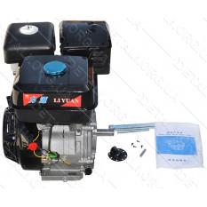 Двигатель бензиновый мотопомпы 188F (13 HP) вал d25 шпонка