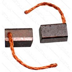 Щетки меднографитовые 5х6х10 выход сбоку (пара)