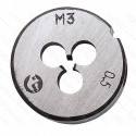 Плашка M 3x0,5 мм. SD-8206