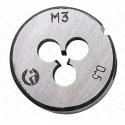 Плашка M 4x0,7 мм. SD-8210