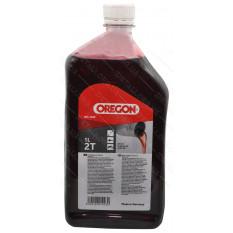 Масло для бензопил и мотокос Oregon 2T 1л