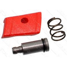 Стопорная кнопка болгарки Bosch GWS 11-125 оригинал 1607000V41