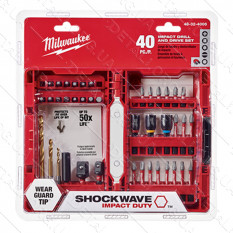 Набор бит 40шт Milwaukee Electric Tool 48-32-4006 оригинал