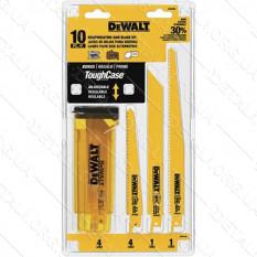 Набор пилочек 10шт DeWalt DW4898 оригинал