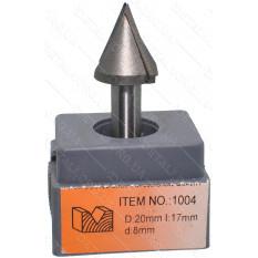 Фреза Globus Item 1004 D20mm L17mm d8mm