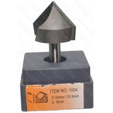 Фреза Globus Item 1004 D32mm L25,5mm d8mm