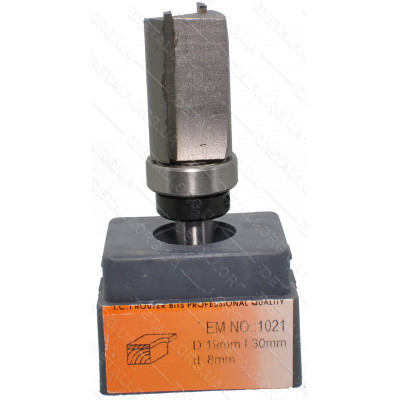 Фреза Globus Item 1021 D19mm L30mm d8mm