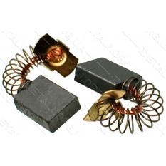 Щетки электропилы (6х13,5х18) Зенит ЦПЛ-406/2800 Профи