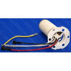 Нагревательный элемент фена L102*78 d34 Craft CHG 2000 керамика 4 провода