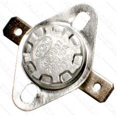 Термореле KSD 301 (100*C 10A, 250V) с кнопкой для утюгов и обогревателей