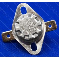 Термореле KSD 301 (155*C 10A, 250V) с кнопкой для утюгов и обогревателей