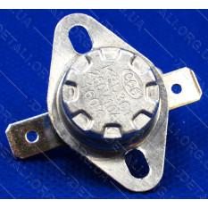 Термореле KSD 301 (160*C 10A, 250V) с кнопкой для утюгов и обогревателей