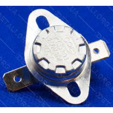 Термореле KSD 301 (165*C 10A, 250V) с кнопкой для утюгов и обогревателей