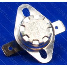 Термореле KSD 301 (170*C 10A, 250V) с кнопкой для утюгов и обогревателей