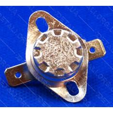Термореле KSD 301 (180*C 10A, 250V) с кнопкой для утюгов и обогревателей