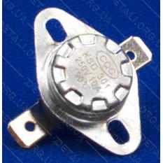 Термореле KSD 301 (190*C 10A, 250V) для утюгов и обогревателей