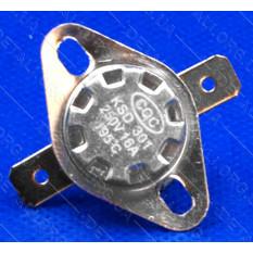 Термореле KSD 301 (195*C 16A, 250V) для утюгов и обогревателей