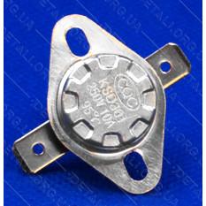 Термореле KSD 301 (95*C 10A, 250V) с кнопкой для утюгов и обогревателей