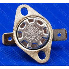 Термореле KSD 301 / KSD 303 (110*C 10A, 250V) для утюгов и обогревателей